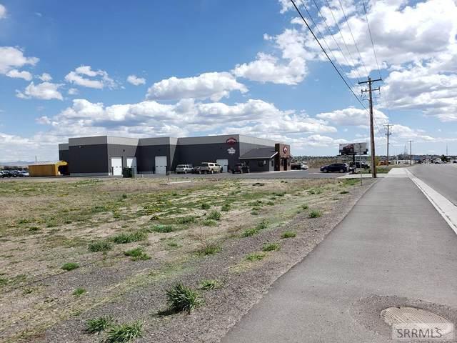 TBD N 2nd E, Rexburg, ID 83440 (MLS #2129204) :: Team One Group Real Estate