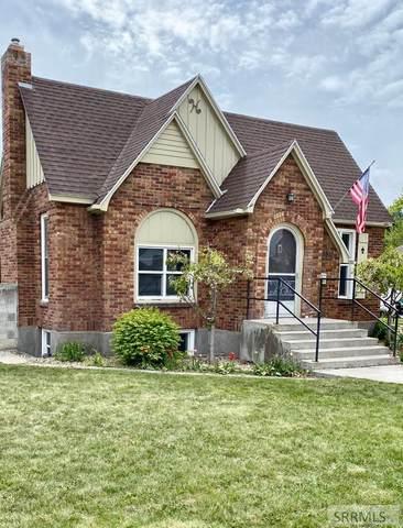 196 E Court Street, Blackfoot, ID 83221 (MLS #2129368) :: Team One Group Real Estate