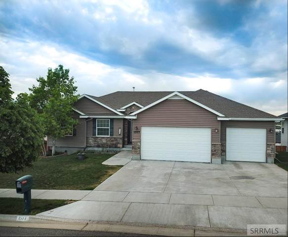 1577 Pointeview Drive, Pocatello, ID 83201 (MLS #2129404) :: Team One Group Real Estate