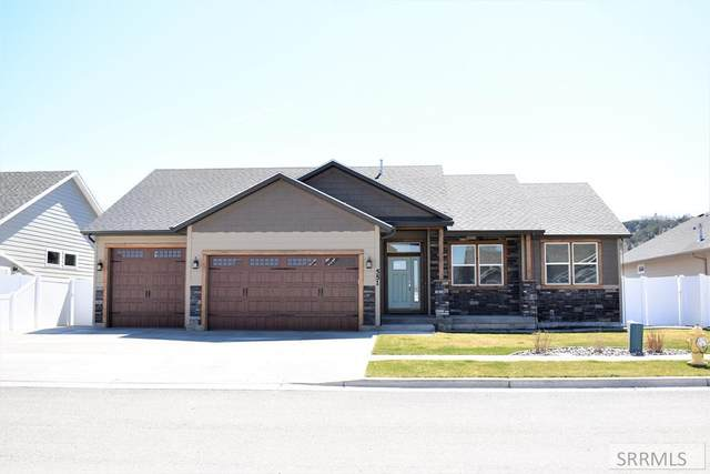 551 Double Eagle, Pocatello, ID 83204 (MLS #2129407) :: Team One Group Real Estate