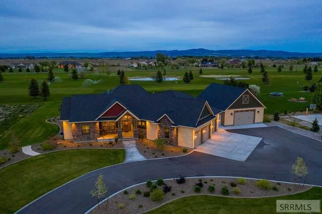 1431 N 615 E, Shelley, ID 83274 (MLS #2129442) :: The Perfect Home