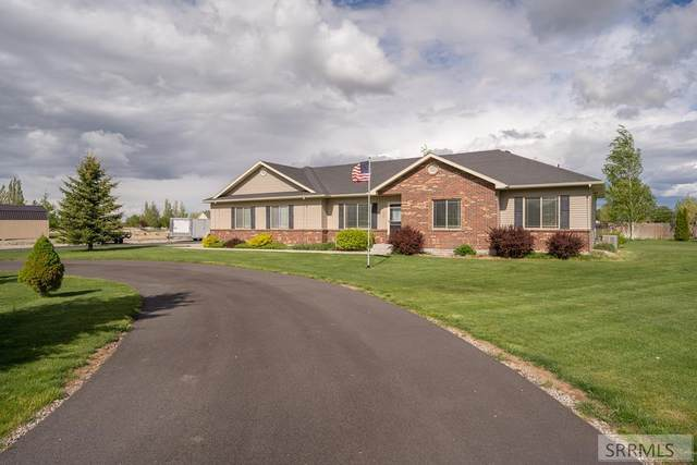 126 N 4090 E, Rigby, ID 83442 (MLS #2129489) :: The Perfect Home