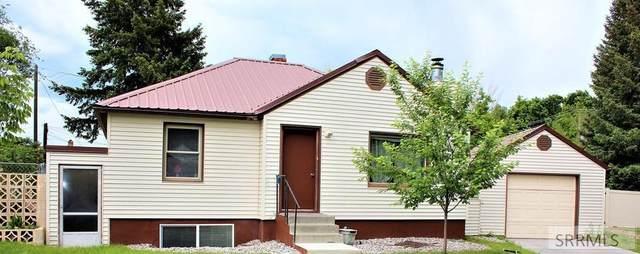 138 E Crowley Street, Idaho Falls, ID 83402 (MLS #2129508) :: Silvercreek Realty Group