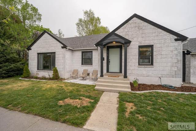 575 Maple Street, Idaho Falls, ID 83402 (MLS #2129550) :: Team One Group Real Estate