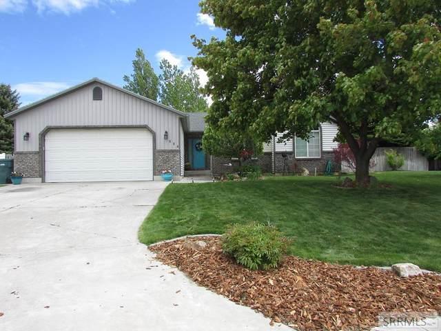 884 Pearl Drive, Blackfoot, ID 83221 (MLS #2129566) :: The Perfect Home