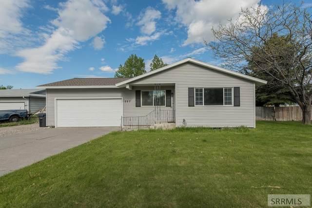 287 Tyra Drive, Idaho Falls, ID 83401 (MLS #2129580) :: The Perfect Home