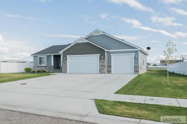 4262 E Vision Drive, Idaho Falls, ID 83401 (MLS #2129597) :: The Perfect Home