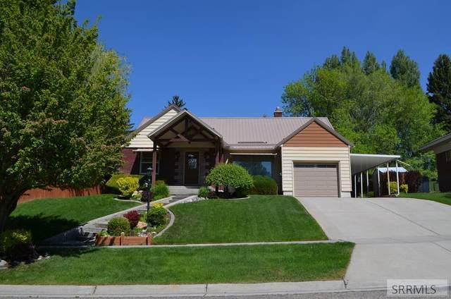 221 S 3rd E, Rexburg, ID 83440 (MLS #2129603) :: The Perfect Home