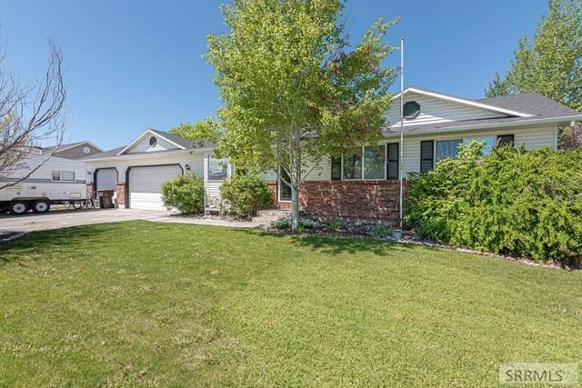 1537 N Crimson Drive, Idaho Falls, ID 83401 (MLS #2129604) :: The Perfect Home