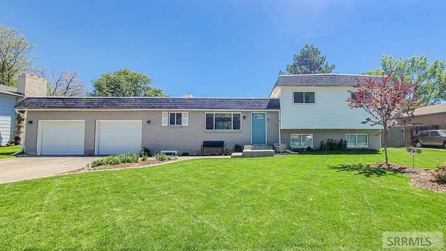 754 Masters Drive, Idaho Falls, ID 83401 (MLS #2129605) :: The Perfect Home