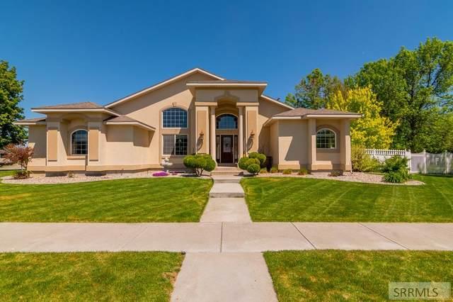 4770 Gleneagles Drive, Idaho Falls, ID 83401 (MLS #2129655) :: Silvercreek Realty Group