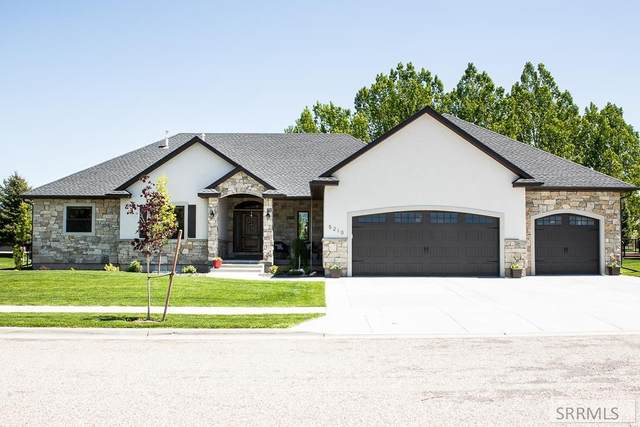 5210 Shadow Creek Drive, Idaho Falls, ID 83401 (MLS #2129670) :: The Perfect Home