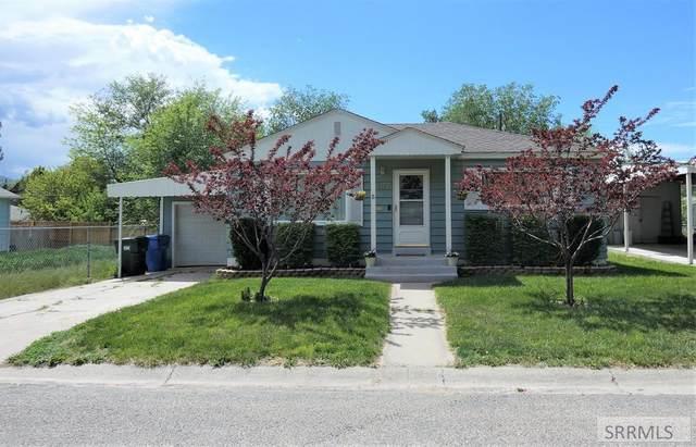 577 Fairview Avenue, Pocatello, ID 83201 (MLS #2129683) :: Team One Group Real Estate