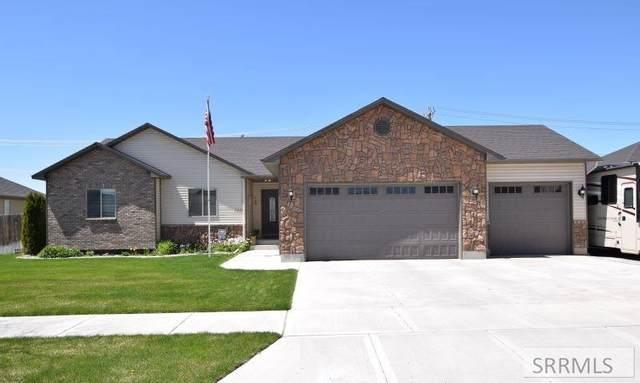 1519 Alayssa Drive, Idaho Falls, ID 83401 (MLS #2129686) :: Silvercreek Realty Group