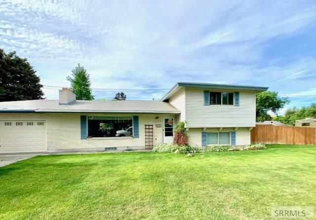 1695 Rainier Street, Idaho Falls, ID 83402 (MLS #2129690) :: Silvercreek Realty Group