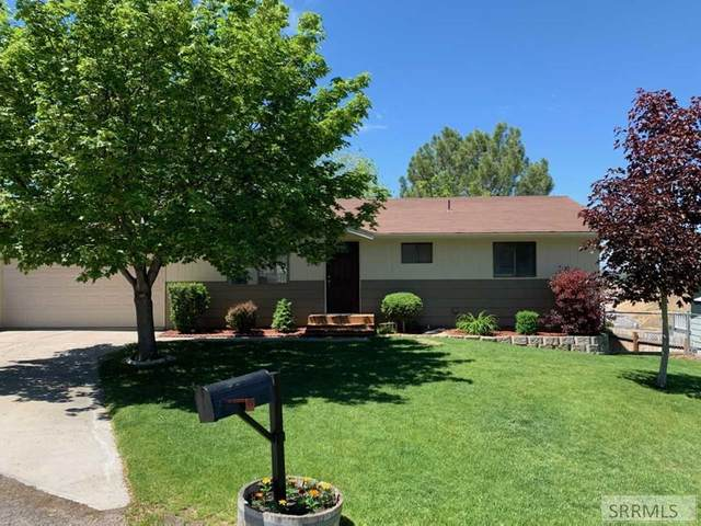 2510 Woodhill Way, Pocatello, ID 83201 (MLS #2129691) :: The Perfect Home