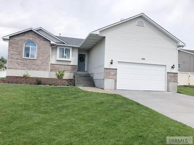 995 Westwood Drive, Rexburg, ID 83440 (MLS #2129888) :: Silvercreek Realty Group