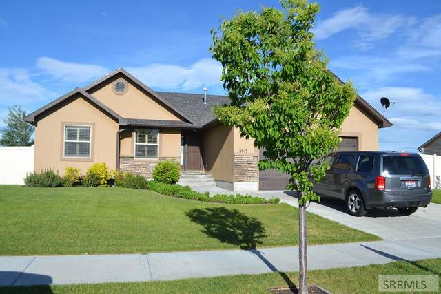 3813 Delaware Avenue, Idaho Falls, ID 83404 (MLS #2129918) :: Team One Group Real Estate