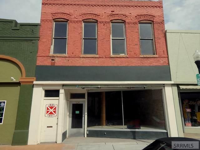 336 Park Avenue, Idaho Falls, ID 83402 (MLS #2130218) :: The Perfect Home
