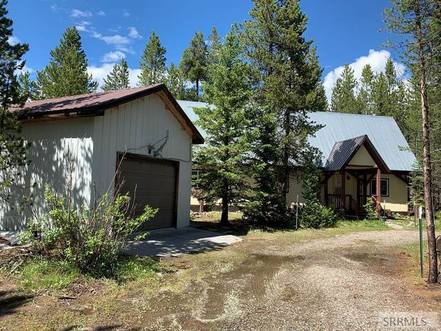 4191 S Big Springs Loop Road, Island Park, ID 83429 (MLS #2130234) :: The Group Real Estate