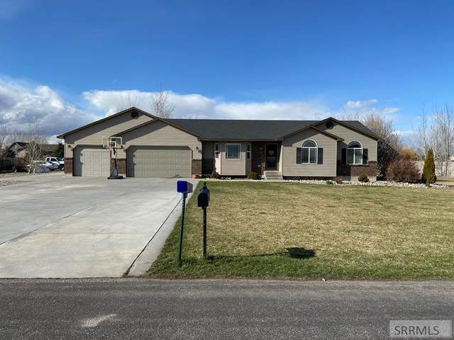 3971 E 136 N, Rigby, ID 83442 (MLS #2130318) :: Team One Group Real Estate