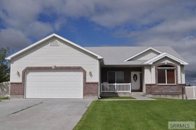397 N 3846 E, Rigby, ID 83442 (MLS #2130408) :: Team One Group Real Estate
