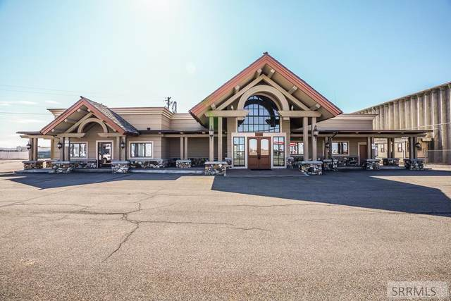 3750 N Yellowstone Hwy, Idaho Falls, ID 83401 (MLS #2130411) :: The Group Real Estate