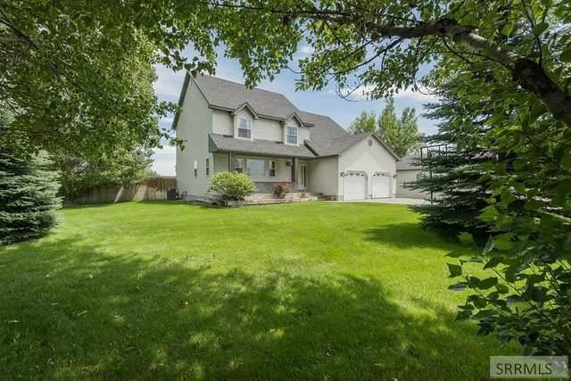 214 N 3900 E, Rigby, ID 83442 (MLS #2130453) :: Team One Group Real Estate
