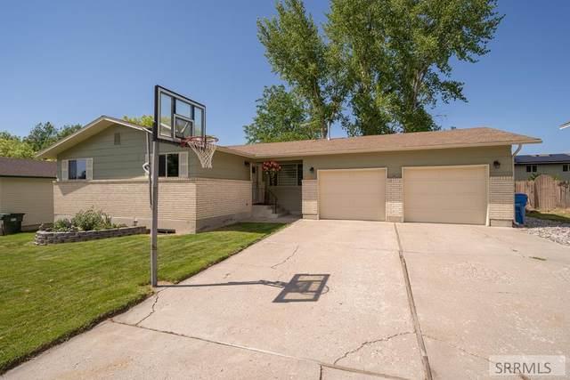1686 Rainier Drive, Pocatello, ID 83201 (MLS #2130511) :: Silvercreek Realty Group