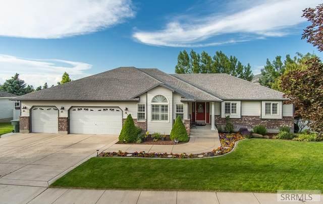 1630 Huntington Drive, Pocatello, ID 83204 (MLS #2130554) :: Silvercreek Realty Group