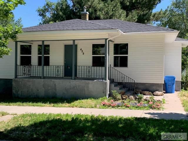 428 N Lincoln Avenue, Pocatello, ID 83202 (MLS #2130604) :: Silvercreek Realty Group