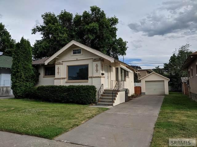 116 E 1 S, Rexburg, ID 83440 (MLS #2130626) :: The Group Real Estate