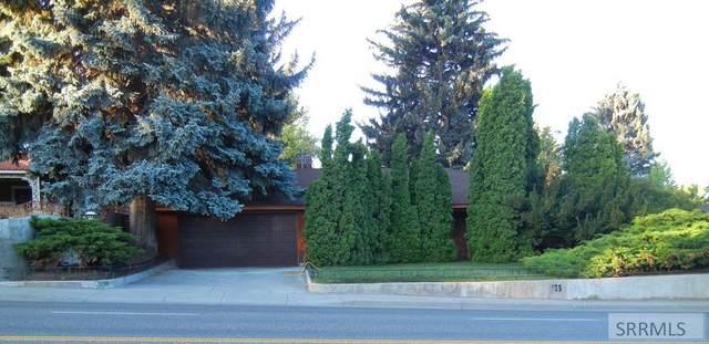 175 W 17th W, Idaho Falls, ID 83402 (MLS #2130629) :: The Group Real Estate