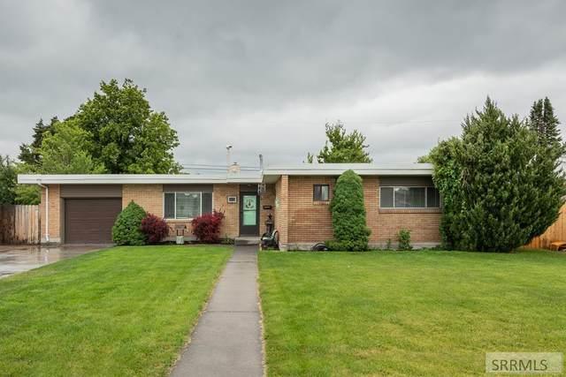 1315 Bower Drive, Idaho Falls, ID 83404 (MLS #2130632) :: Team One Group Real Estate