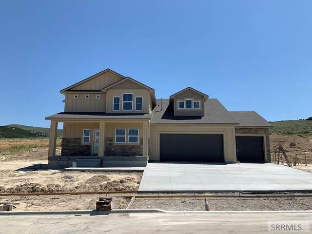 2368 Greenfield Drive, Pocatello, ID 83201 (MLS #2130640) :: Silvercreek Realty Group