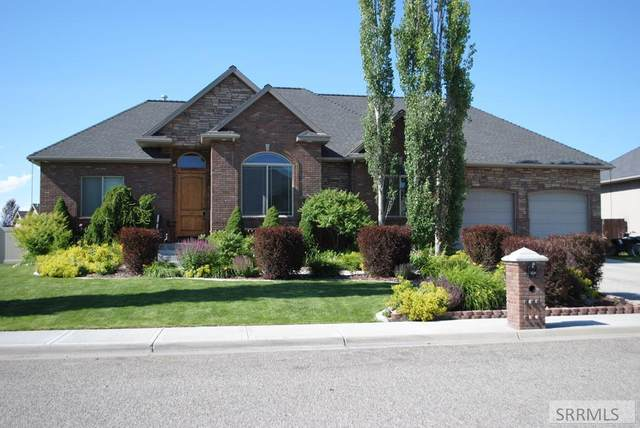 574 Aspen Drive, Rigby, ID 83442 (MLS #2130654) :: Team One Group Real Estate