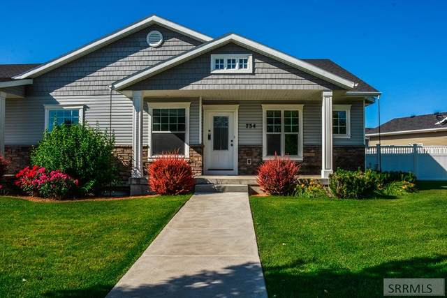 734 Carriage Lane, Idaho Falls, ID 83402 (MLS #2130657) :: Team One Group Real Estate