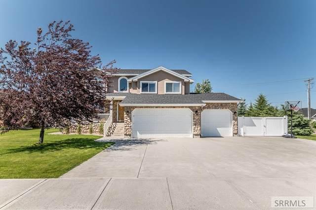 4120 Silverado Circle, Idaho Falls, ID 83404 (MLS #2130667) :: Team One Group Real Estate