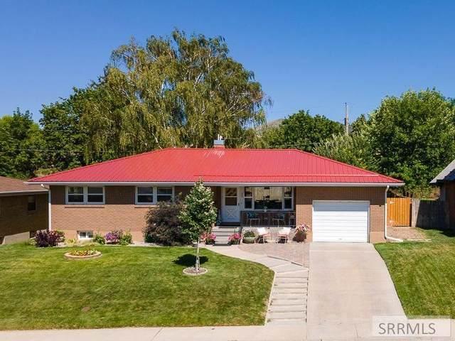 88 Princeton Avenue, Pocatello, ID 83201 (MLS #2130670) :: Silvercreek Realty Group