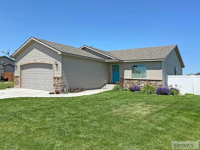 4165 Deloy Drive, Idaho Falls, ID 83401 (MLS #2130672) :: Silvercreek Realty Group