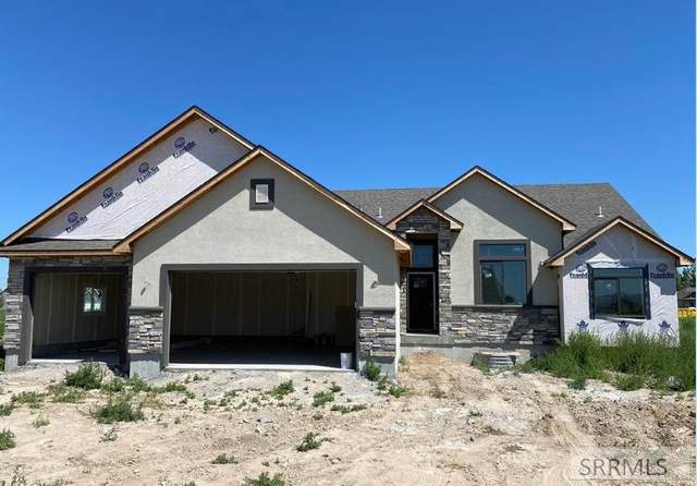 4711 S Porter Drive, Ammon, ID 83406 (MLS #2130679) :: Silvercreek Realty Group