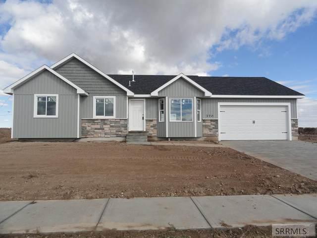 5093 Rock Creek Lane, Idaho Falls, ID 83401 (MLS #2130680) :: Silvercreek Realty Group