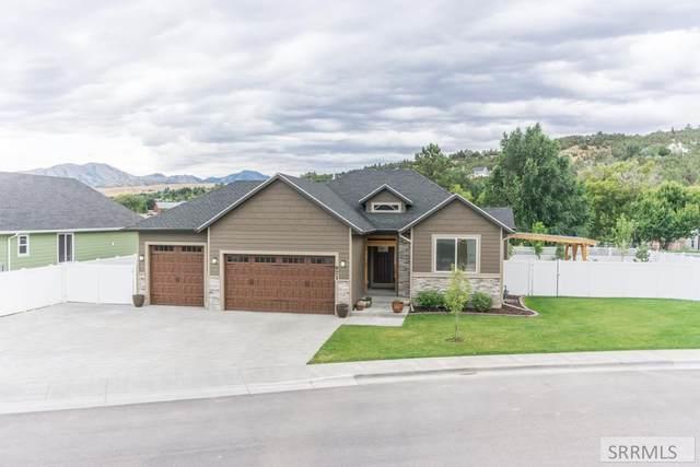 671 Double Eagle, Pocatello, ID 83204 (MLS #2130681) :: Silvercreek Realty Group