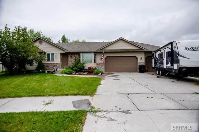 4072 Birchwood Circle, Ammon, ID 83406 (MLS #2130682) :: Team One Group Real Estate