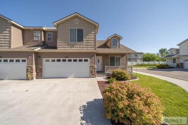 1565 Bullpen Way, Idaho Falls, ID 83404 (MLS #2130687) :: Team One Group Real Estate