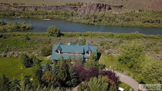 913 Swan Valley Hwy, Ririe, ID 83443 (MLS #2130758) :: The Group Real Estate