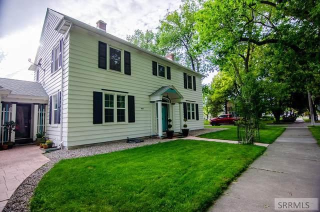 1002 S Emerson Avenue, Idaho Falls, ID 83401 (MLS #2130775) :: The Group Real Estate