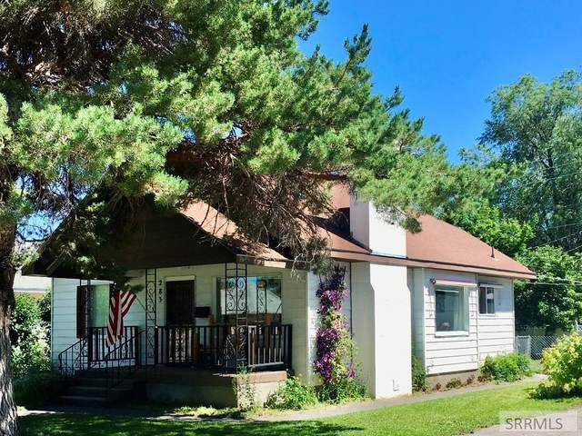 283 W 1st S, Rigby, ID 83442 (MLS #2130828) :: Team One Group Real Estate