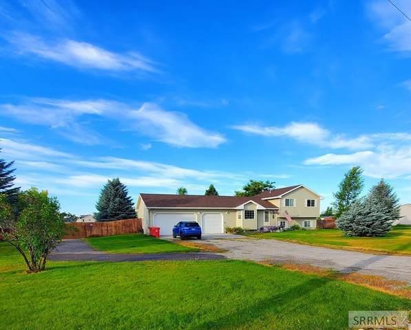 3980 E 200 N, Rigby, ID 83442 (MLS #2130961) :: Team One Group Real Estate