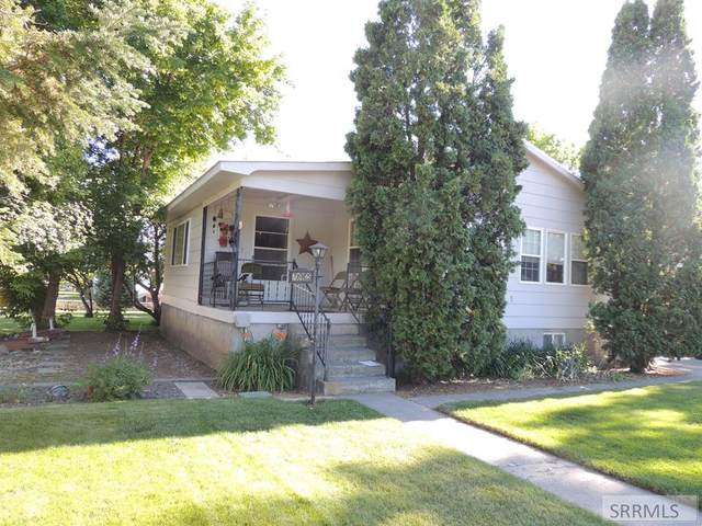 706 W 2nd S, St Anthony, ID 83445 (MLS #2130983) :: The Perfect Home